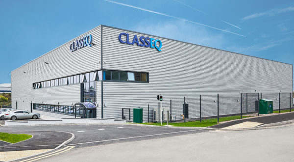 Classeq Factory Outside