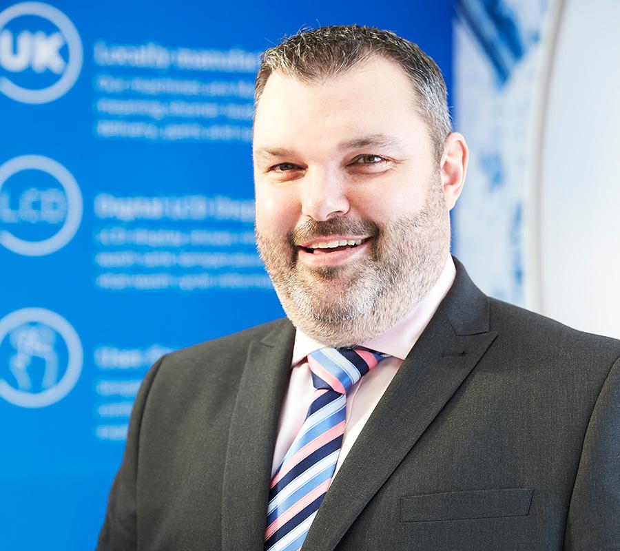 Nick Burridge, Sales Director, Classeq UK Ltd