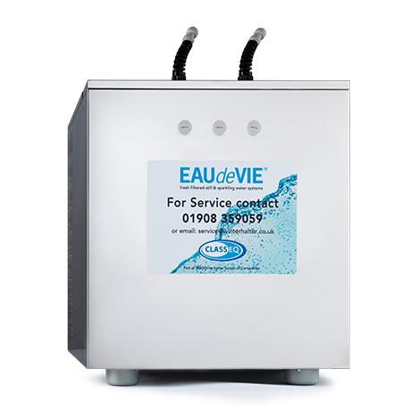 EAU de VIE Remote Casette Unit