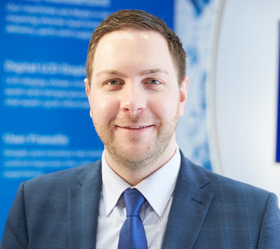 Tom Owen, Business Development Manager, Classeq UK Ltd